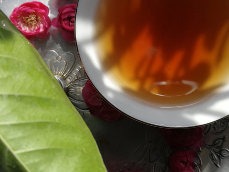 Blog 93: Good Teas Do Not Fear Boiling Water