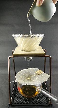 Instant Pour Over Tea Set