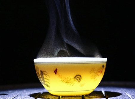 """Blog 130: The Origin of Lapsang Souchong's """"Smoky Smell"""""""