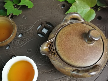 Blog 76: Why Should You Try More Heavy Roast Wuyi Oolong (Yancha)