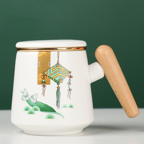 Zong Zi Tea Mug