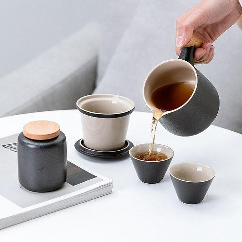 Travel Tea Mug (3 colors)