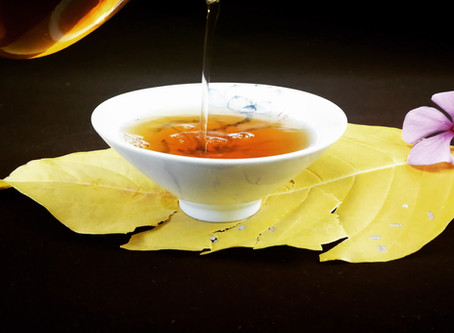 Blog 68: The Authentic Lapsang Souchong