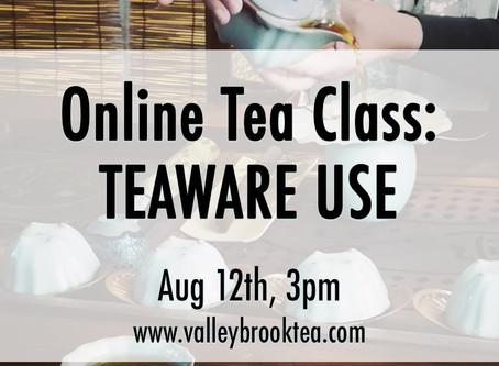 Public Tea Class