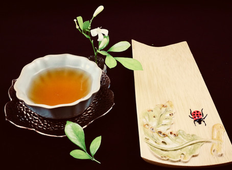 Blog 50: Bamboo Cha Ze
