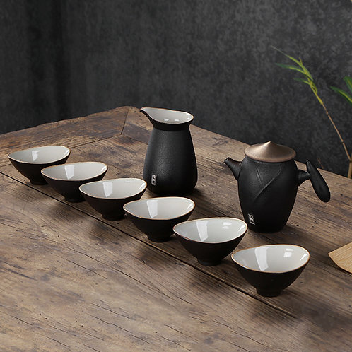 """Jiang Hu"" Tea Set"