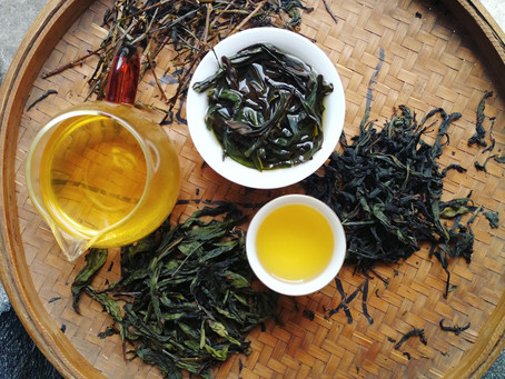Blog 119: Why Aren't Some Tea Available Right After The Harvest?