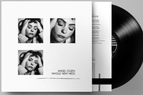 Angel Olsen - Whole New Mess (Limited Edition Clear Smoke Translucent Vinyl)