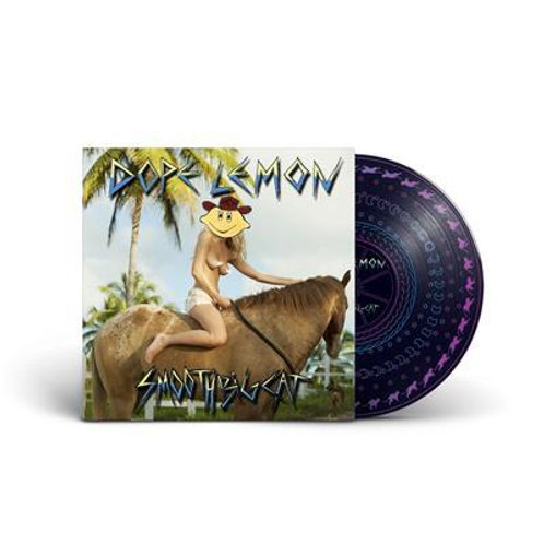 Dope Lemon - Smooth Big Cat (Blue Animation Vinyl)