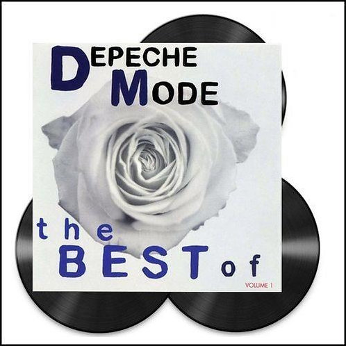 Depeche Mode - The Best Of Vol. 1 (3 x180g LP)