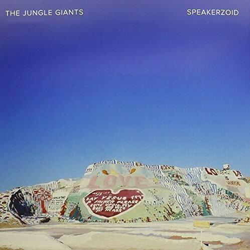 The Jungle Giants - Speakerzoid (Limited Edition Bone Coloured Vinyl)