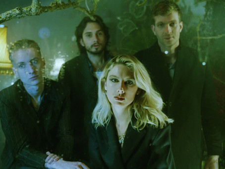 Wolf Alice's Newfound Confidence Shines on 'Blue Weekend'