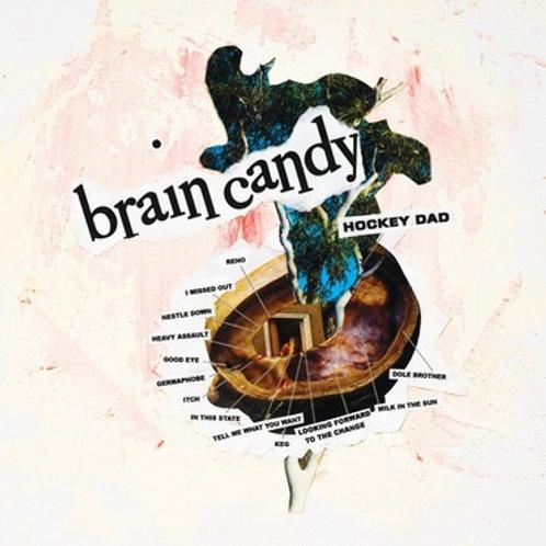 Hockey Dad - Brain Candy (Exclusive Yellow Vinyl)