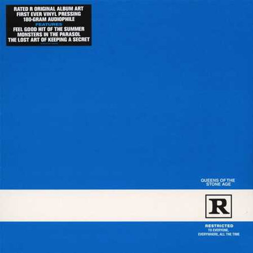 Queens Of The Stone Age - Rated R (180g Audiophile Pressing)