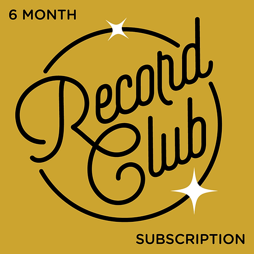 6 Month Subscription Gift