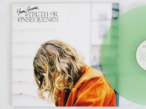 Yumi Zouma - Truth Or Consequences (Limited Edition coke bottle green vinyl