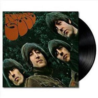 The Beatles - Rubber Soul (180g Heavyweight Vinyl)