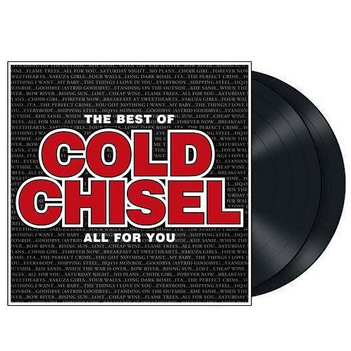 Cold Chisel - All For You: The Best Of Cold Chisel (Deluxe 2 x Vinyl Edition)
