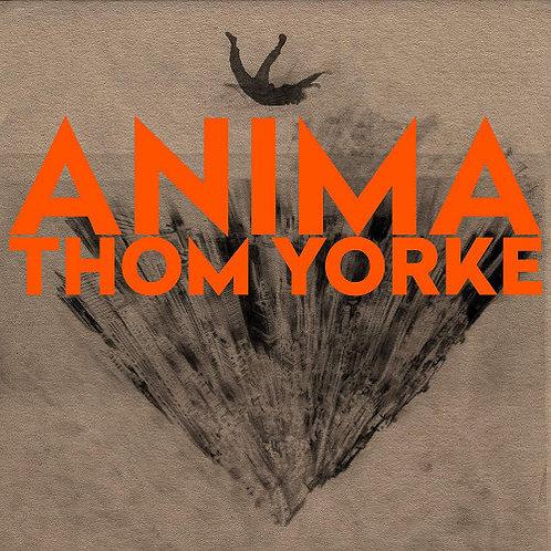 Thom Yorke - Anima (Limited 2 x LP Orange Vinyl Edition)