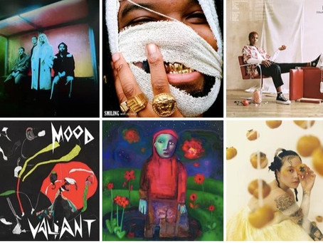 The Best Albums Of 2021 (So Far)