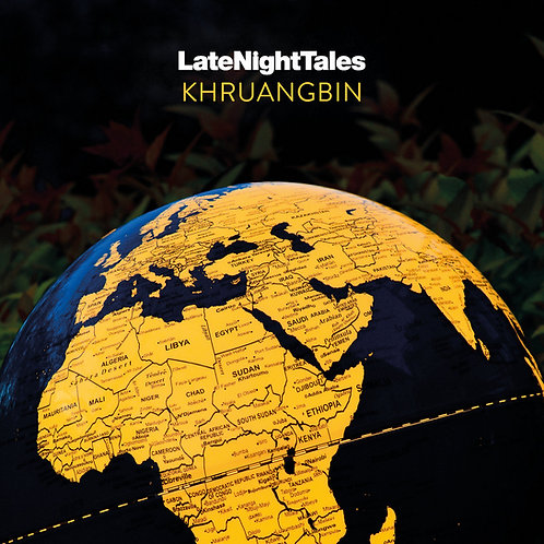 Khruangbin - LateNightTales (Limited orange vinyl/numbered sleeve)