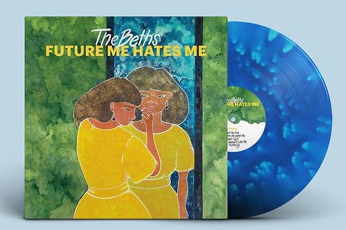 The Beths - Future Me Hates Me (Ltd Edition Cloudy Blue Vinyl)
