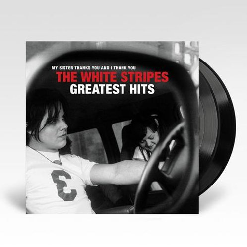 The White Stripes - Greatest Hits ( 2 x LP)