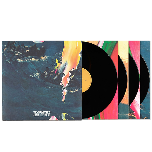 The Avalanches - 'Since I Left You' (20th Anniversary Deluxe 4 x LP Edition)