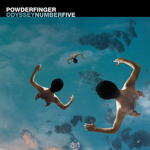 Powderfinger - Odyssey Number Five (Deluxe 2 x LP Reissue)