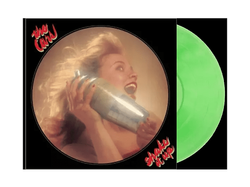The Cars - Shake It Up (Neon Green Vinyl)