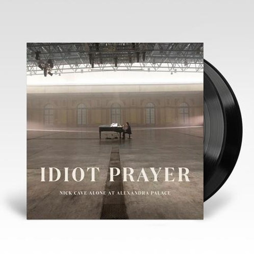 Nick Cave - Idiot Prayer (Nick Cave  Alone at Alexandra Palace