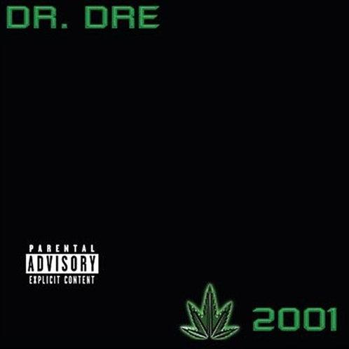 Dr. Dre - 2001 (2 x LP Explicit Version)