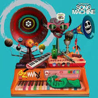 Gorillaz - Song Machine, Season One: Strange Timez (Limited Edition Orange Vinyl