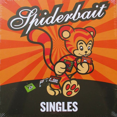 """Spiderbait - The Singles (LIMITED 7"""" Box Set)"""
