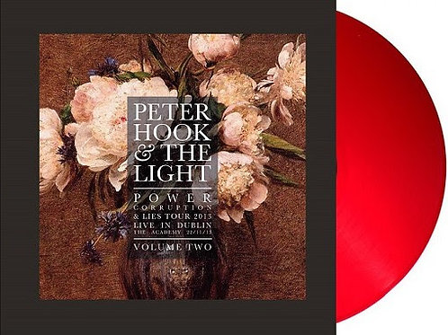 Peter Hook & The Light - Power Corruption & Lies (Live in Dublin Volume Two)