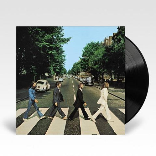 The Beatles - Abbey Road (50th Anniversary Vinyl Edition)