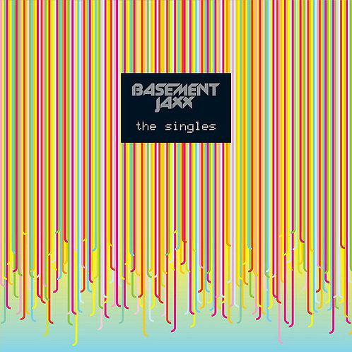 Basement Jaxx - The Singles (Double LP on heavyweight coloured vinyl)
