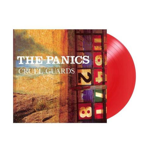 The Panics - Cruel Guards (Limited Red Vinyl Reissue)