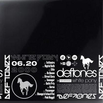 Deftones - White Pony (20th Anniv. 4 x LP Indie Exclusive with bonus art print)