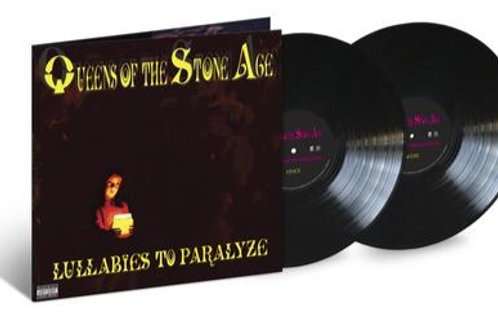 Queens Of The Stone Age - Lullabies To Paralyze (2019 2 x LP Reissue)