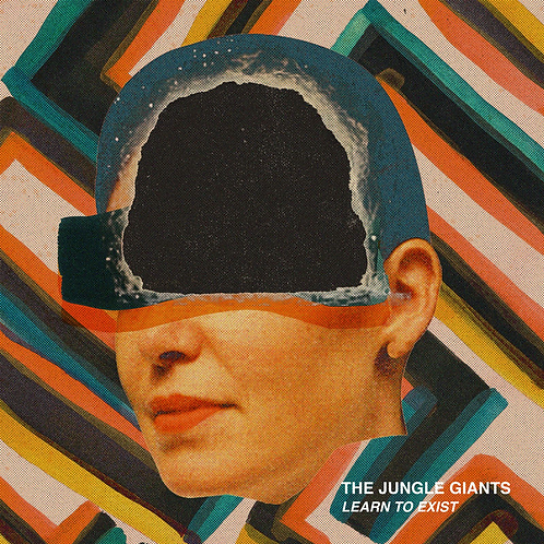 The Jungle Giants - Learn To Exist (Limited Edition Orange Vinyl)