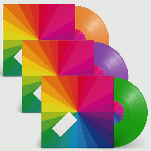 Jamie XX - In Colour (Indie Exclusive 'Lucky Dip' Coloured Vinyl)