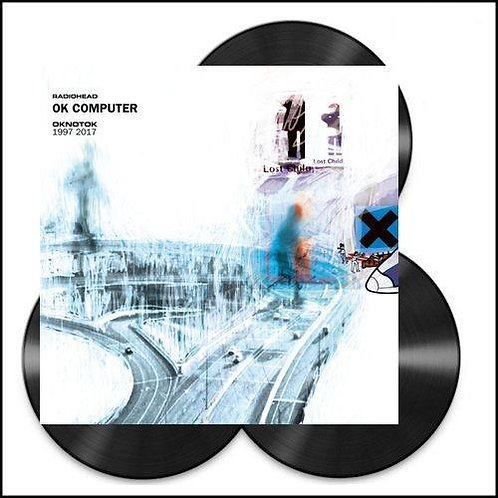 Radiohead - OK Computer OKNOTOK 1997-2017 (3 x LP)