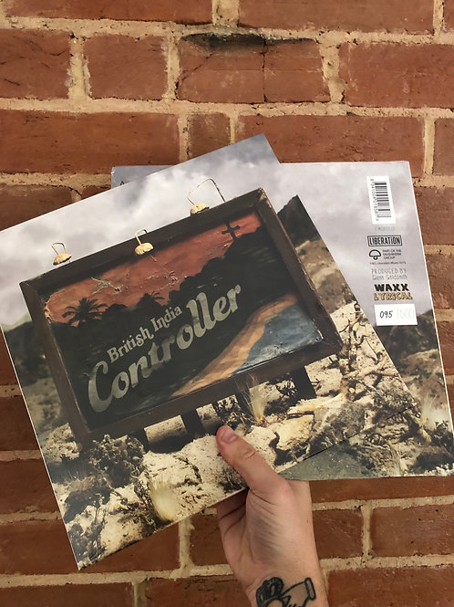 British India - Controller (Exclusive Limited Edition Coloured Vinyl)