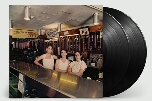 HAIM - Women In Music Pt. III (2 x LP)