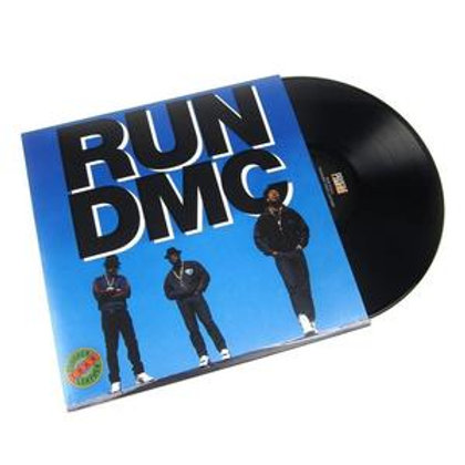 RUN-DMC - Tougher Than Leather (180g Audiophile Reissue)