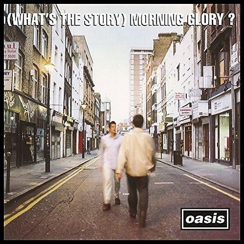 Oasis - (What's The Story) Morning Glory? (Remastered Double Heavyweight Vinyl)