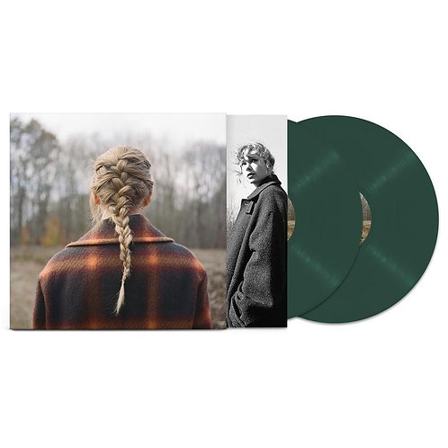 Taylor Swift - evermore (Deluxe 2LP Edition)