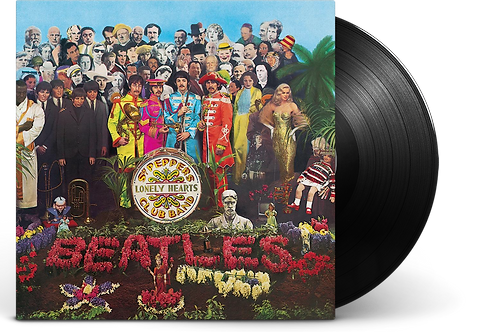 The Beatles - Sgt Pepper's Lonely Hearts Club Band (180g Vinyl)