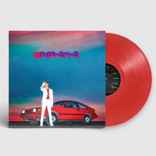 Beck - Hyperspace (180g Red Vinyl Edition)